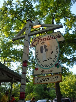 restaurants in Eureka Springs
