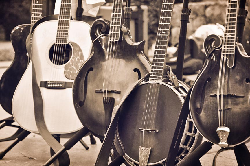 Eureka Springs Bluegrass Weekend 2014