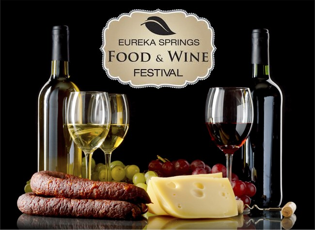 Eureka Springs Food & Wine Weekend 2015
