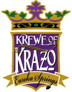 Krewe of Krazo Eureka Gras 2016