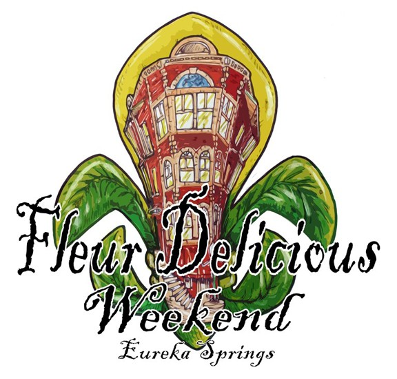 Eureka Springs' Fleur Delicious Weekend 2016