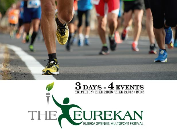The Eurekan Eureka Springs Multisport Festival 2017