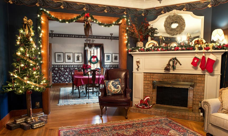 2017 Eureka Springs Christmas Tour of Homes