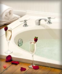 Devonshire Suite tub