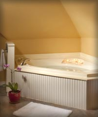 Wedgewood Suite bath tub