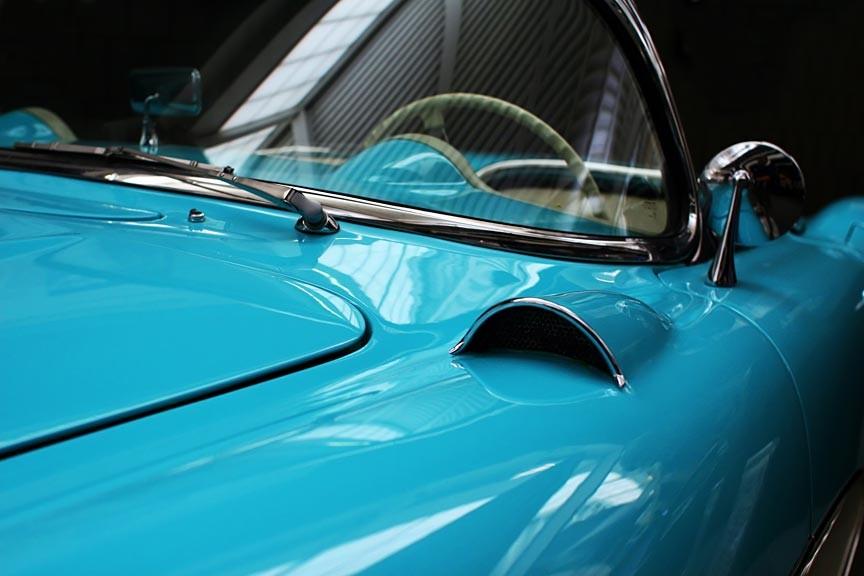 Eureka Springs Corvette Weekend