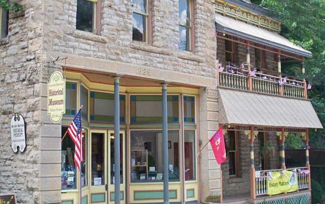 Eureka Springs Historical Museum