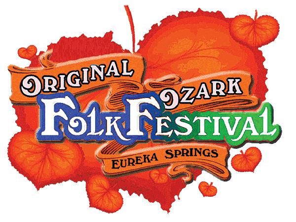 Original Ozark Folk Festival logo