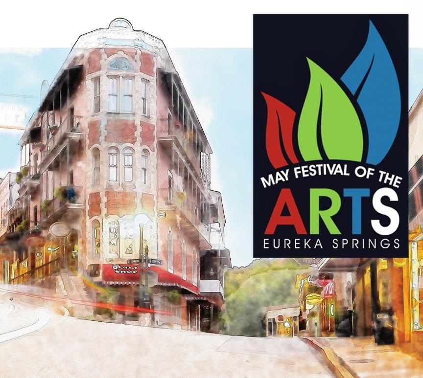 Eureka Springs May Festival of the Arts 2016