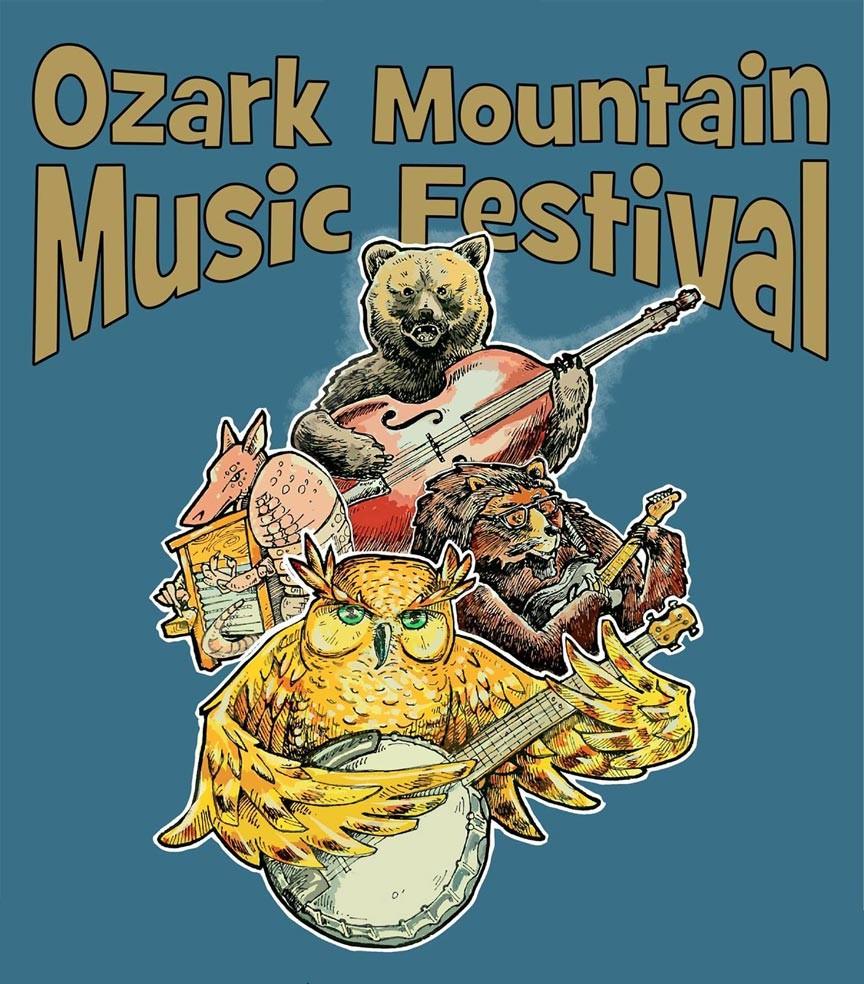 Ozark Mountain Music Festival 2017