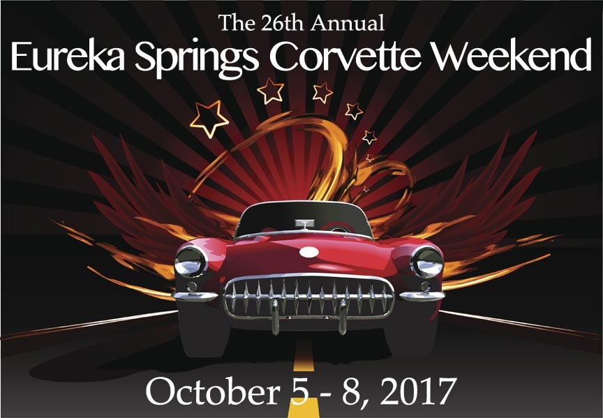 2017 Eureka Springs Corvette Weekend