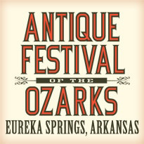 Eureka Springs Antique Festival of the Ozarks 2018