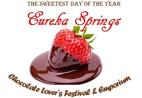 Eureka Springs Chocolate Lovers Festival 2019