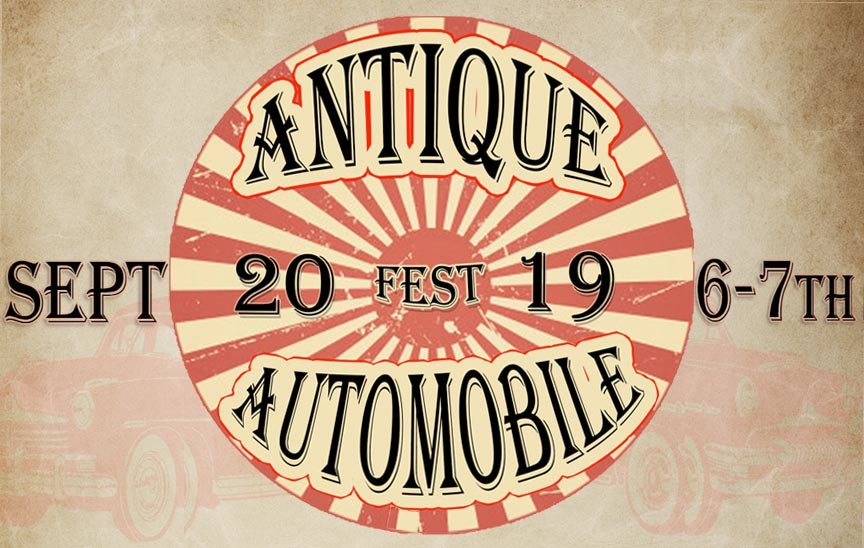 Eureka Springs Antique Automobile Festival 2019