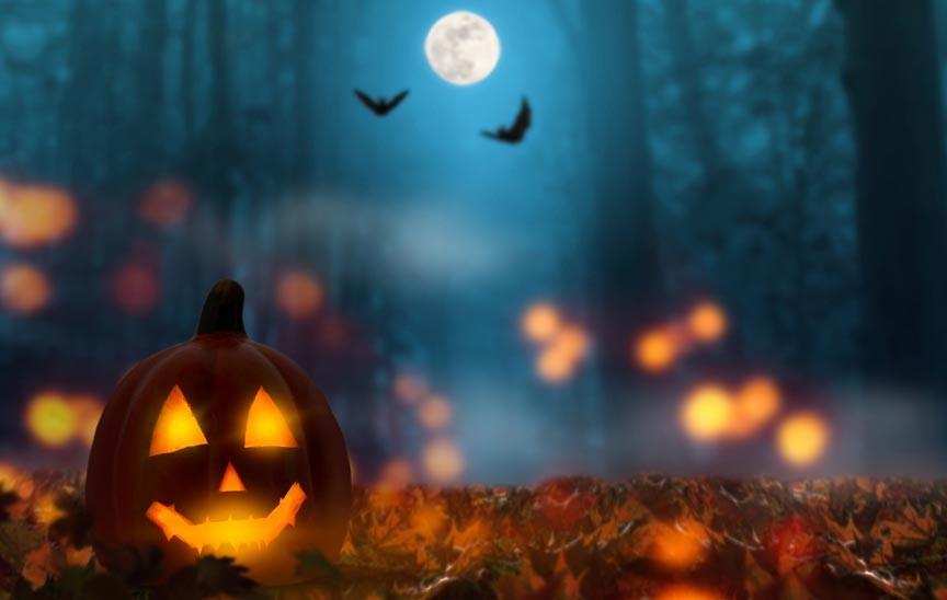 Eureka Springs Halloween 2019