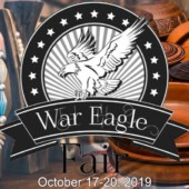 War Eagle Craft Fair 2019