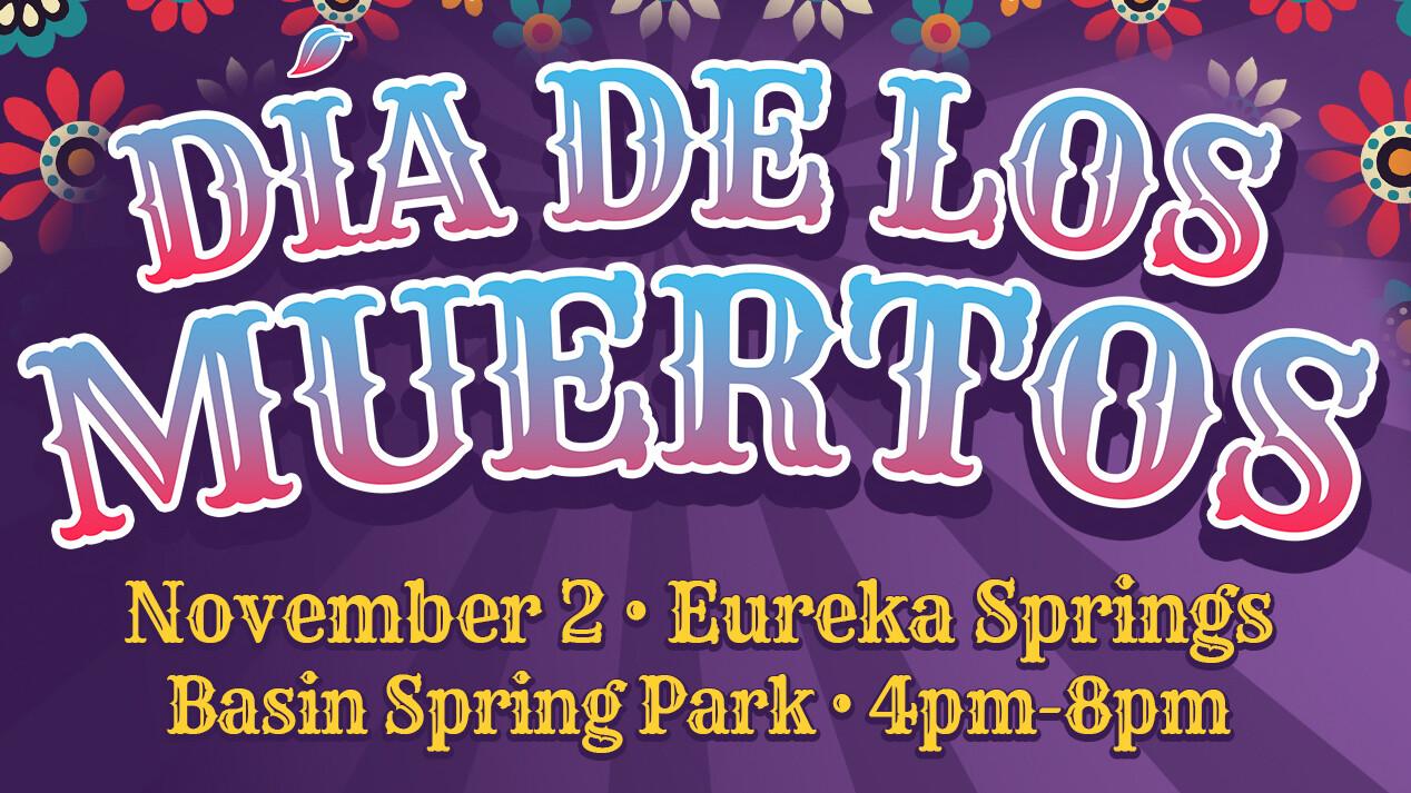 Eureka Springs Dia De Los Muertos 2019