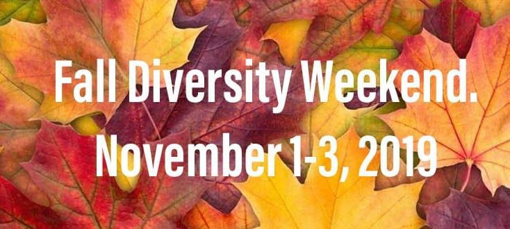 Eureka Springs Fall Diversity Weekend 2019