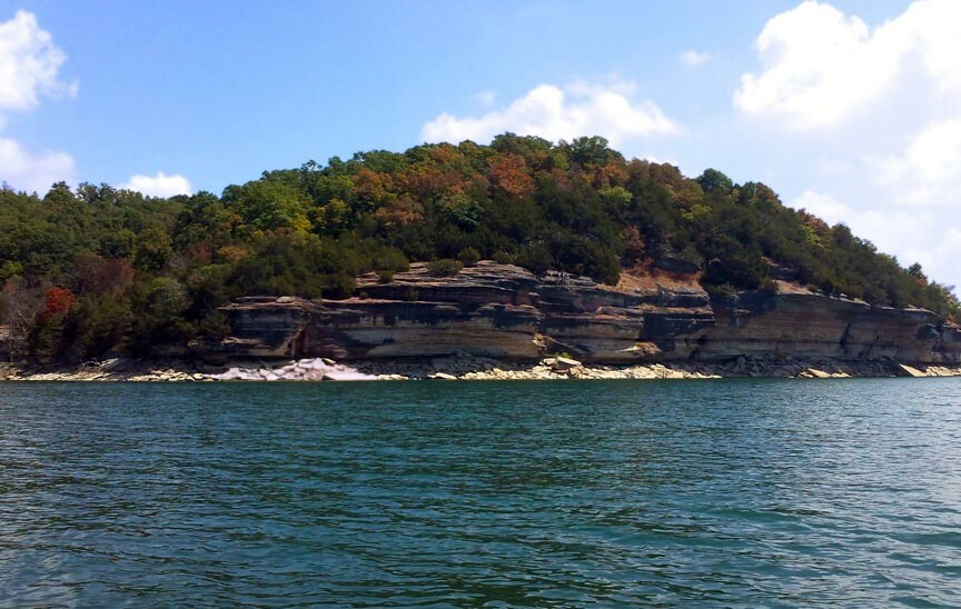 Tour Beaver Lake on Belle of the Ozarks
