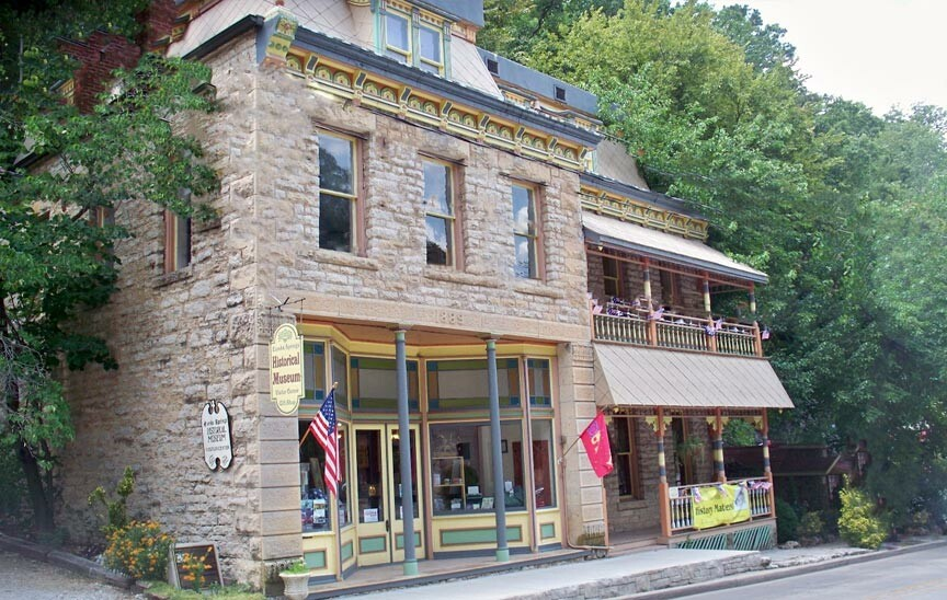 The Eureka Springs Historical Museum