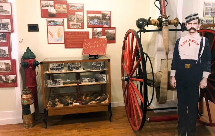 The Eureka Springs Historical Museum