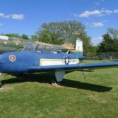Aviation Cadet Museum Navy T-34 Mentor