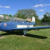 Aviation Cadet Museum Navy T-34 Mentor
