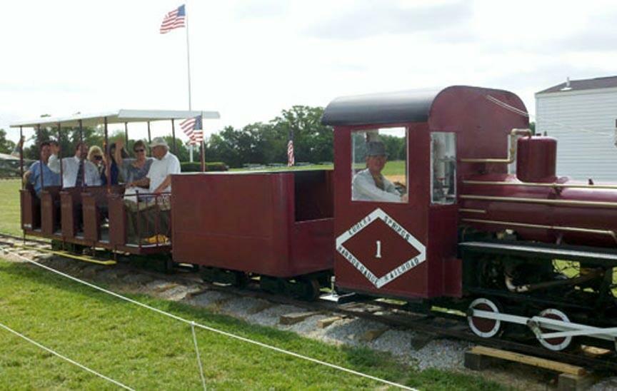 Eureka Springs Railroad Historical Museum