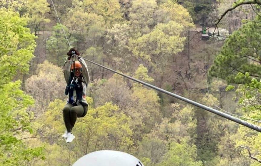 Ozark Mountain Ziplines
