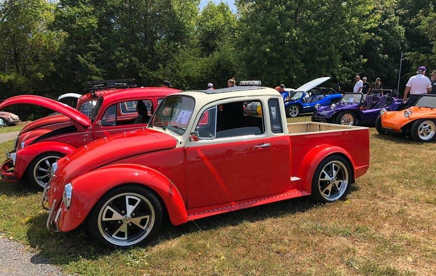 Eureka Springs Volkswagen Weekend 2021